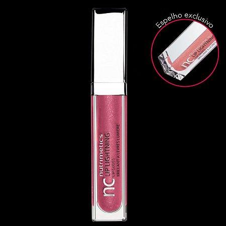 Nutrimetics Gloss Brilho Labial Pink Dusk 6,2ml
