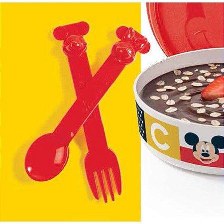 Tupperware Talheres Mickey e Minnie