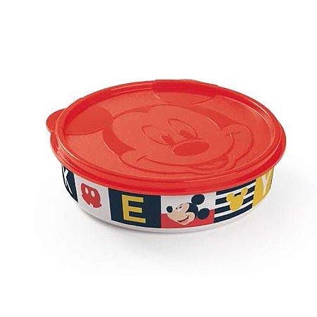 Tupperware Pratinho Mickey 90 Anos 500ml
