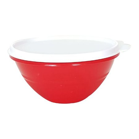 Tupperware Tigela Maravilhosa 1,8 litro Vermelho