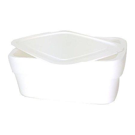 Tupperware Smart Porta Pão Plus Branco