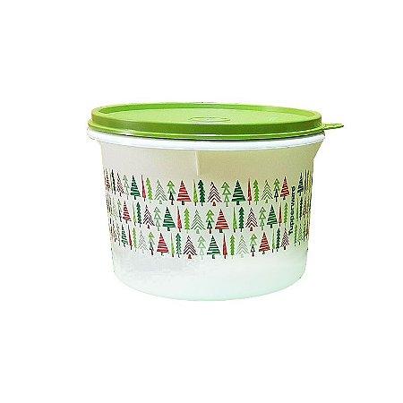Tupperware Caixa Natal 1,2 litro Verde