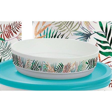 Tupperware Refri Line Redondo 200ml Tropical