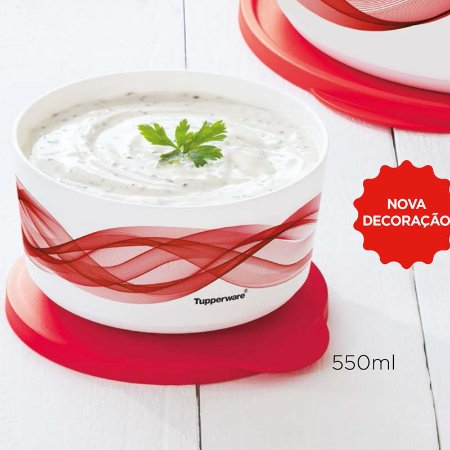Tupperware Tigela Ilúmina Energia 550ml
