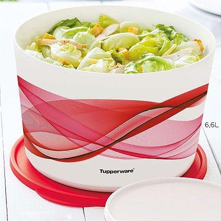 Tupperware Tigela Ilúmina Energia 6,6 litros