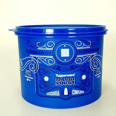 Tupperware Caixa Biscoito Salgado Clássicos 2,4 litros