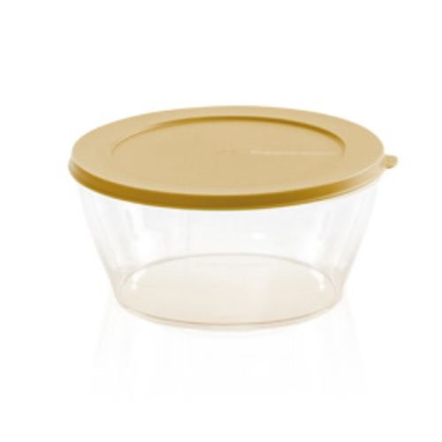 Tupperware Tigela Clear 2,4 litros Gold