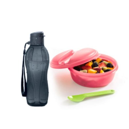 Tupperware Pack Eco Tupper Cosmos 500ml + Marmitup 600ml