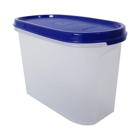 Tupperware Modular Oval 1,1 litro Azul
