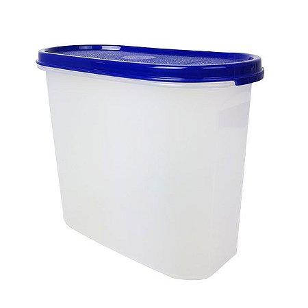 Tupperware Modular Oval 1,7 litro Azul