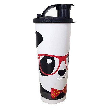 Tupperware Copo com Bico Panda 470ml