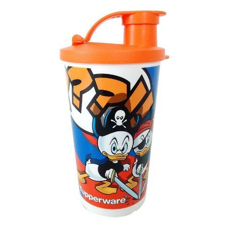 Tupperware Copo com Bico Duck Tales 330ml