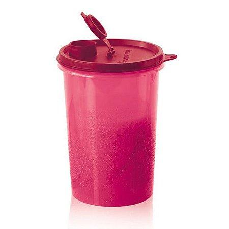 Tupperware Guarda Suco 1 Litro Cherry