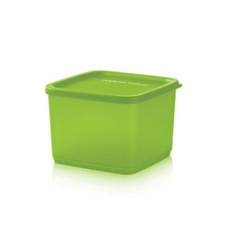 Tupperware Refri Line Quadrado Verde 1 litro