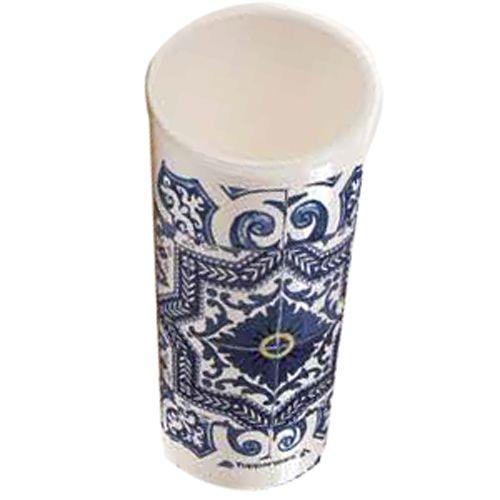 Tupperware Copo Azulejos 470ml