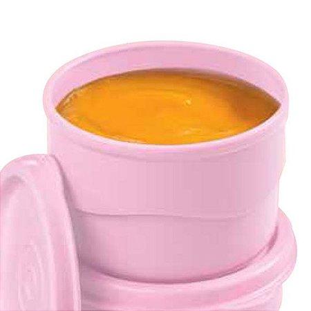 Tupperware Potinho 110ml Rosa Bebê