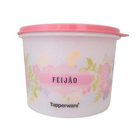 Tupperware Caixa Feijão Provença Bistrô 2 kg