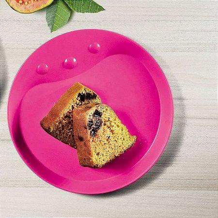Tupperware Prato Infantil Rosa