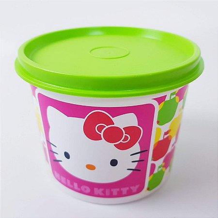 Tupperware Redondinha Hello Kitty 500ml