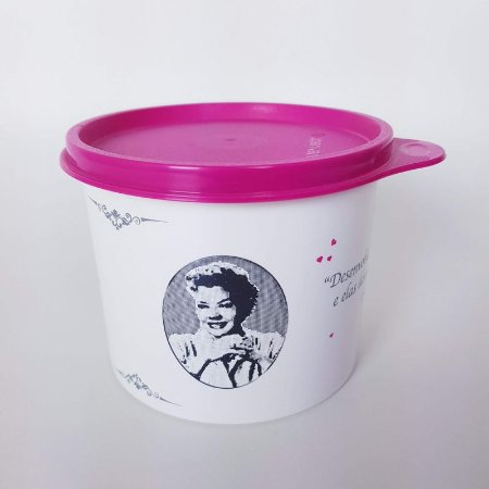 Tupperware Redondinha Brownie Wise 500ml