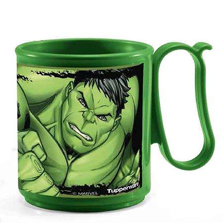 Tupperware Caneca Hulk 280ml