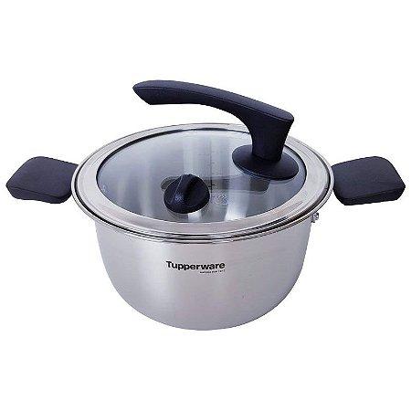 Tupperware Panela Inox Inspire Chef Series 3,7 litros