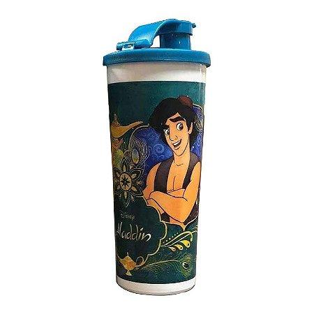 Tupperware Copo com Bico Aladdin e Jasmine 470ml