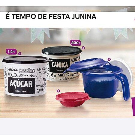 Tupperware Festa Junina Kit 4 peças