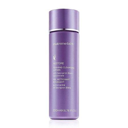 Nutrimetics Restore Loção de Limpeza Facial 200ml