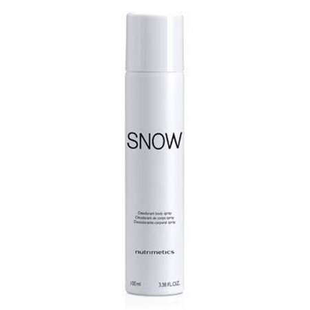 Nutrimetics Snow Desodorante Corporal Spray Masculino 100ml