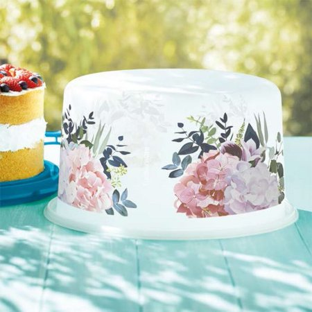 Tupperware Big Cake Redondo Hortênsia