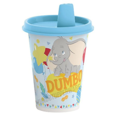 Tupperware Copinho Com Bico Baby Dumbo 200ml