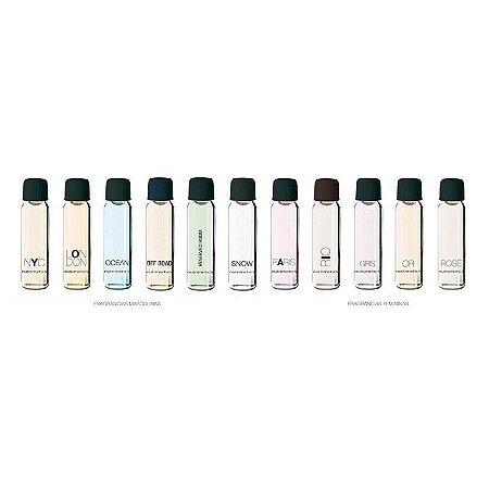 Nutrimetics Amostra Perfume kit 11 Peças