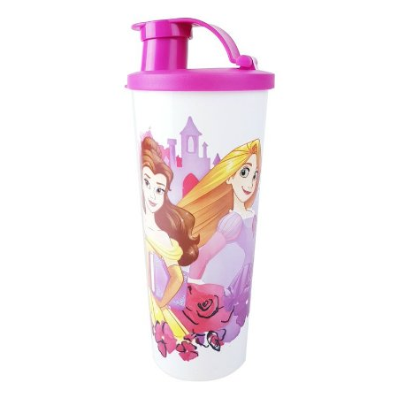 Tupperware Copo com Bico Princesas 470ml
