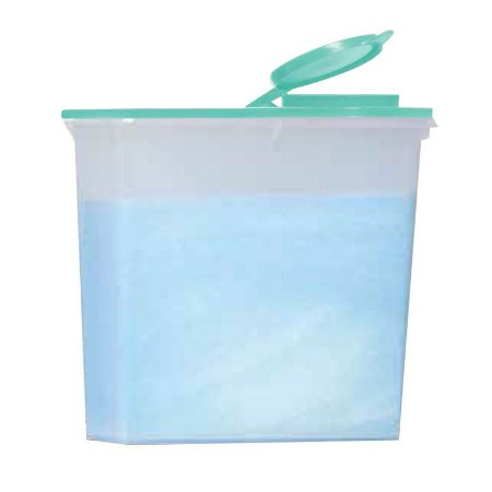 Tupperware  Porta Sabão em Pó 1,7kg Verde