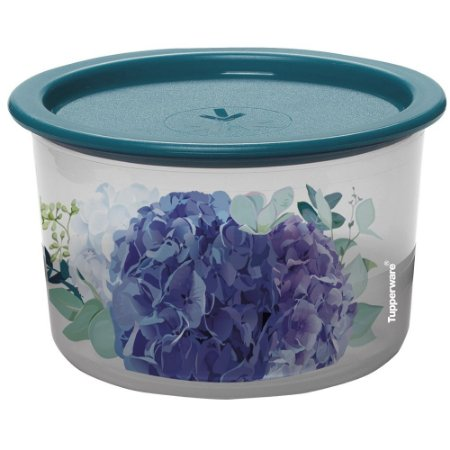 Tupperware Mini Instantânea 575ml Hortênsia