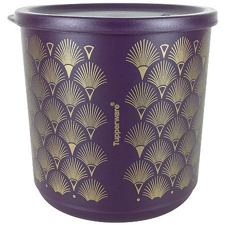 Tupperware Refri Line Redondo Gold 1,1 litro