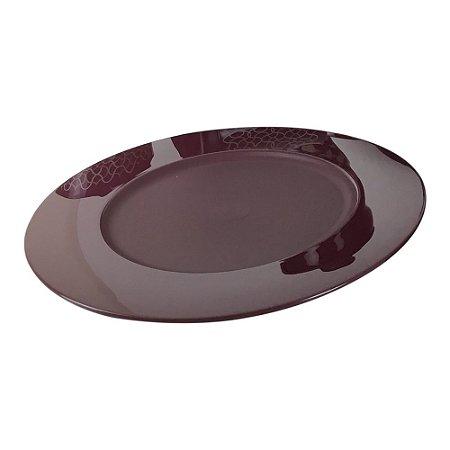 Tupperware Prato Ilúmina 24,7cm Bordo
