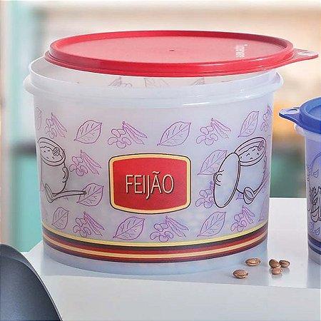Tupperware Caixa Feijão Vermelha 2 kg