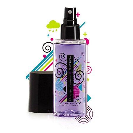 Nutrimetics Express Crazy Carla Body Splash Desodorante 145ml