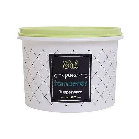 Tupperware Caixa Sal Bistrô 1kg