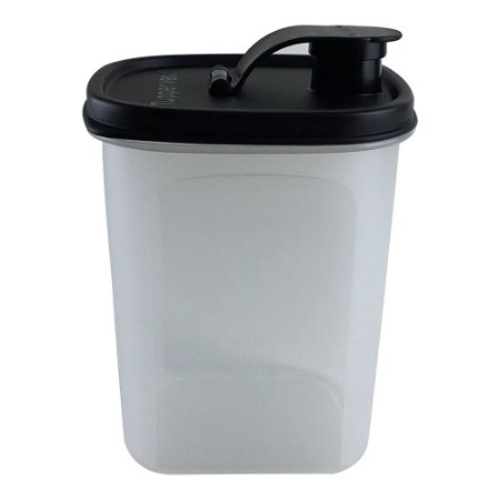 Tupperware Slim 1 Litro Preto