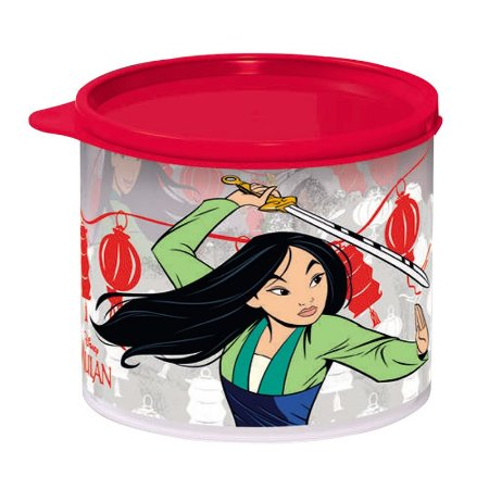 Tupperware Redondinha Mulan 500ml
