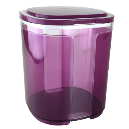 Tupperware Pote Visual 1,5 litro Roxo