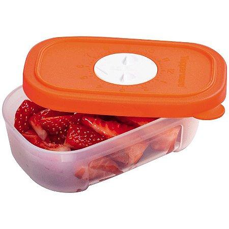 Tupperware Freezertime 110ml Laranja