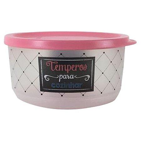 Tupperware Refri Line Redondo Tempero para Cozinhar 530ml