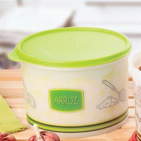 Tupperware Caixa para Arroz 2Kg Verde