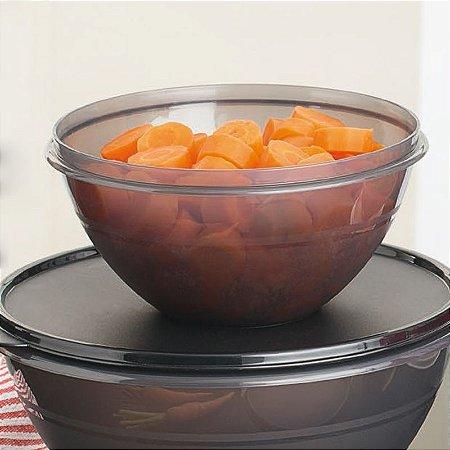 Tupperware Tigela Maravilhosa 1 litro Preta