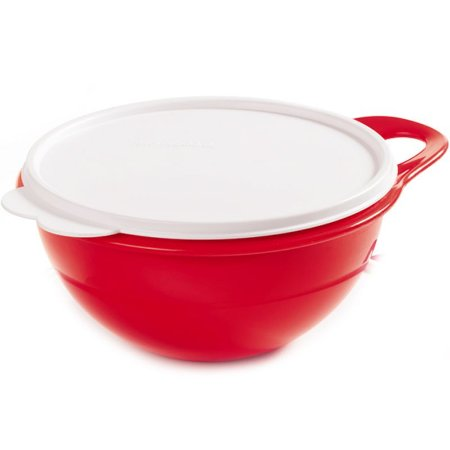 Tupperware Mini Criativa Celebrity 1,4 litro Vermelha