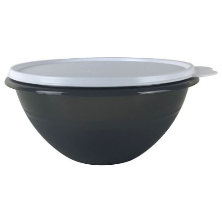 Tupperware Tigela Maravilhosa 1,8 Litro Preta Transparente